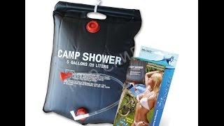 Душ походный Camp Shower (дачный душ 20л.)(, 2014-08-17T10:54:07.000Z)