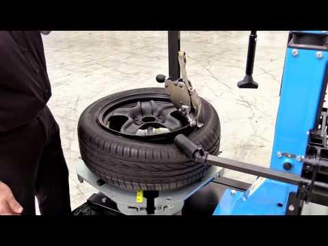 Twister Evo Tyre Changer From Hofmann Megaplan