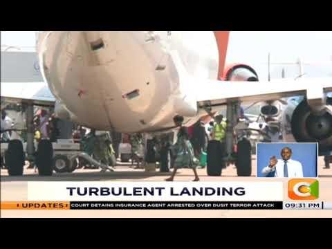 Kenya Airways bid to take over JKIA operations questioned