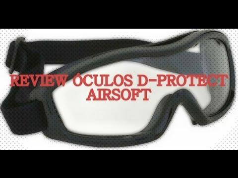 e4a90563c2421 Review Teste do Óculos D-Protect Danny - YouTube
