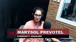 ENTREVISTA A MARYSOL PREVOTEL - COMMUNITY MANAGER