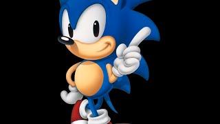 Обзорчик #1 фигурки серии игр - Sonic the hedgenog