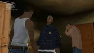 GTA San Andreas - Walkthrough - Mission #4 - Cleaning the Hood (HD)
