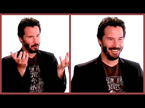 Why does KEANU REEVES (50) still look like he is 32? (and why he loves fast cars) - John Wick