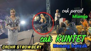Download CAK PERCIL BERANI G0MB4LIN BUNDA CACHA STROWBERY