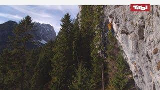 Klettern in Leutasch: Die Chinesische Mauer Tirol | Great Lines Tirol