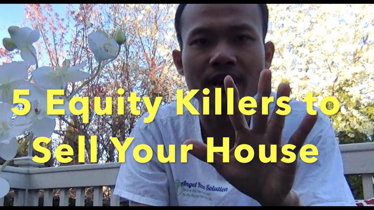 5 Equity Killers to Sell Your House in Renton