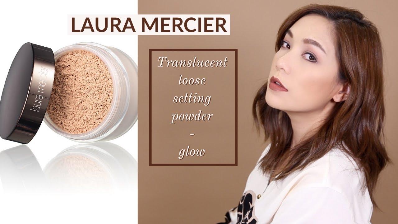 DAILYCHERIE : ลองแป้งใหม่ Translucent Loose Setting Powder