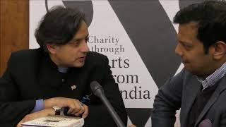 'Churchill is no better than Hitler' -  Dr. Shashi Tharoor