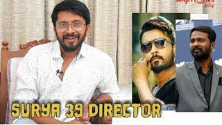 Vetrimaran to direct Suriya | Surya 39 Update
