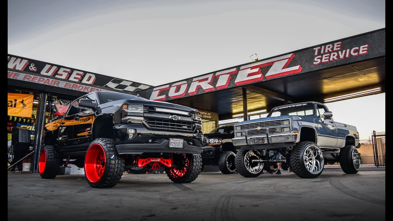 The World Of Dope Wheels Cortez Tires