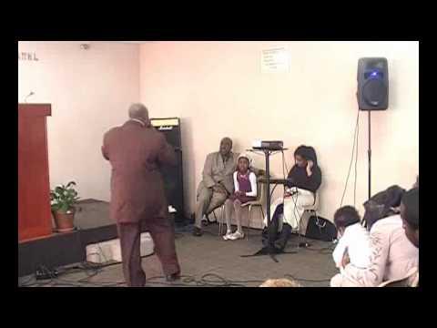 Evangéliste Dumoulin ( prédication en créole)