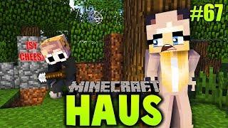 DER FREMDE AUF DEM FRIEDHOF ✿ Minecraft HAUS #67 [Deutsch/HD]