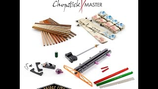 Perfect Chopsticks by Hand with the Chopstick Master™