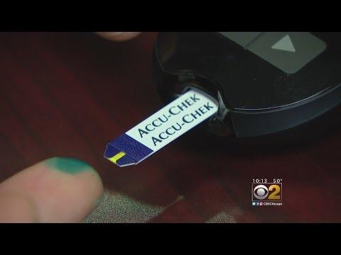 2 Investigators: The Black Market For Diabetes Test Strips