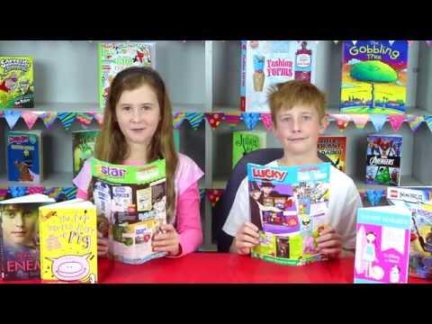 Scholastic Australia Book Club TV Issue 5