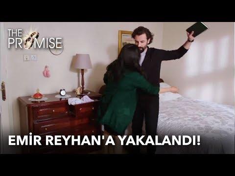 Emir Reyhan'a Yakalandı!   Yemin (The Promise) 25. Bölüm