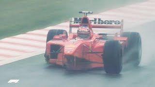 Schumacher and Coulthard's Belgian Bust-up | 1998 Belgian Grand Prix