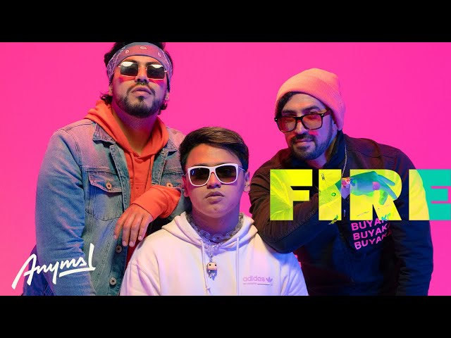 FIRE - Nick Melo, J To, Richie LoLo (Video Oficial)