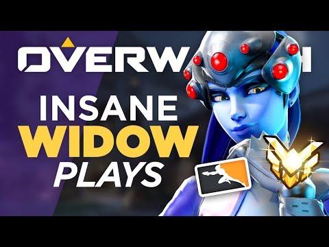 When Overwatch Pros Play Widowmaker