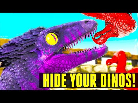 I QUIT! TROODON KILLED EVERYTHING! EASY TAME/Everything you need to know! Ark: Survival Evolved 253