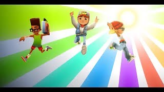 Subway Surfers Trailer Google Play thumbnail