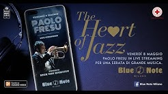 The Heart of Jazz - Paolo Fresu in Live Streaming per Croce Rossa Italiana