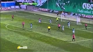 Igor Berezovsky vs Arsenal Bila Tserkva 22.08.12