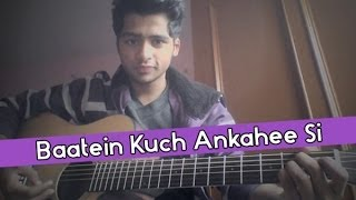 Baatein Kuch Ankahee Si - Life In A Metro | Most Romantic Song by Udit Shandilya (Hindi Cover)