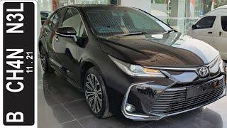 In Depth Tour Toyota Corolla Altis 1.8 V [E210] - Indonesia