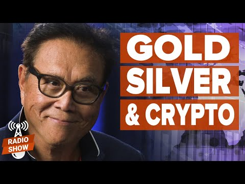 Gold, Silver & Crypto: Insurance Against a Corrupt Fed - Kiyosaki, Anthony Pompliano, Brien Lundin