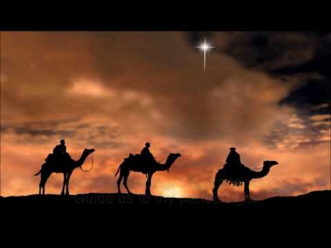 We Three Kings by Anne Murray with Lyrics