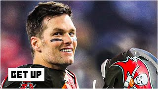 Get Up discusses how Tom Brady could help change the Buccaneers' offense