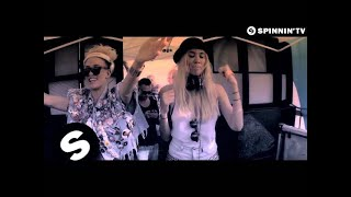 Смотреть клип Norman Doray And Nervo Ft. Cookie - Something To Believe In