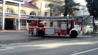 Пожарные клипы Сочи