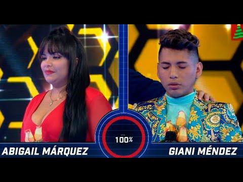 Abigail Márquez y Giani Méndez cerraron con broche de oro las revanchas de este viernes