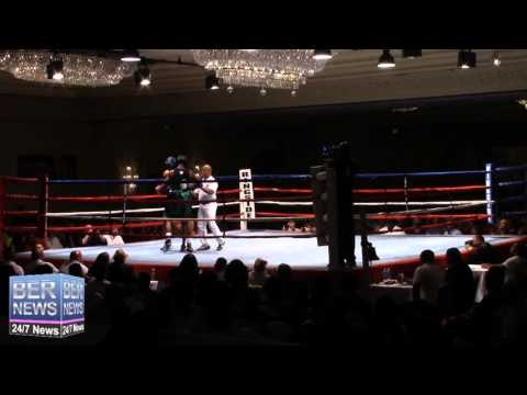 Tyler Christopher vs Kaya Simmons Boxing Match, November 7 2015