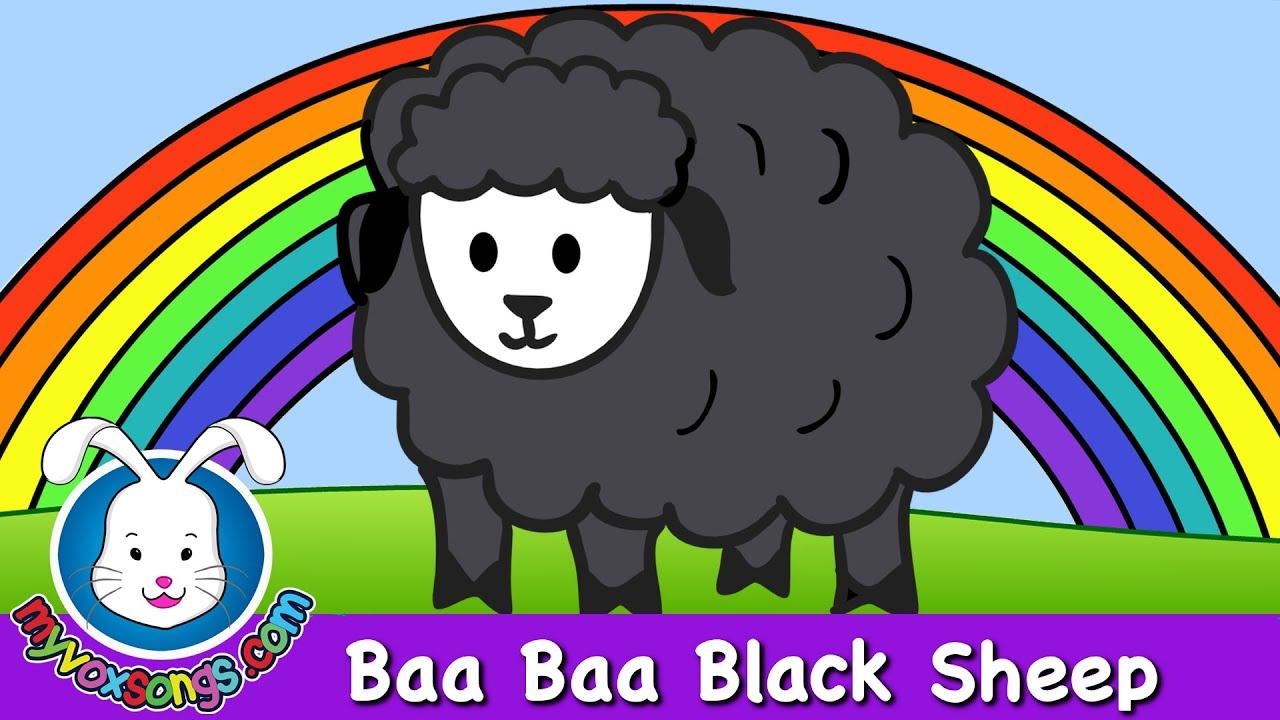 Baa Baa Black Sheep | Nursery Rhymes - YouTube