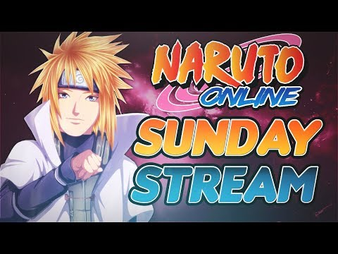 Naruto Online | Super Bowl Sunday - Sage Of 6 Paths Stream | 2/4/18