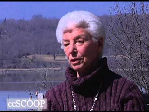 William Parker interviews Joan K. Davidson, Chair of the HFC Quadricentennial Commission