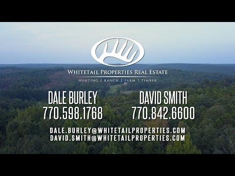 Premier Hunting Recreation Property - Upson Co GA 411 Acres