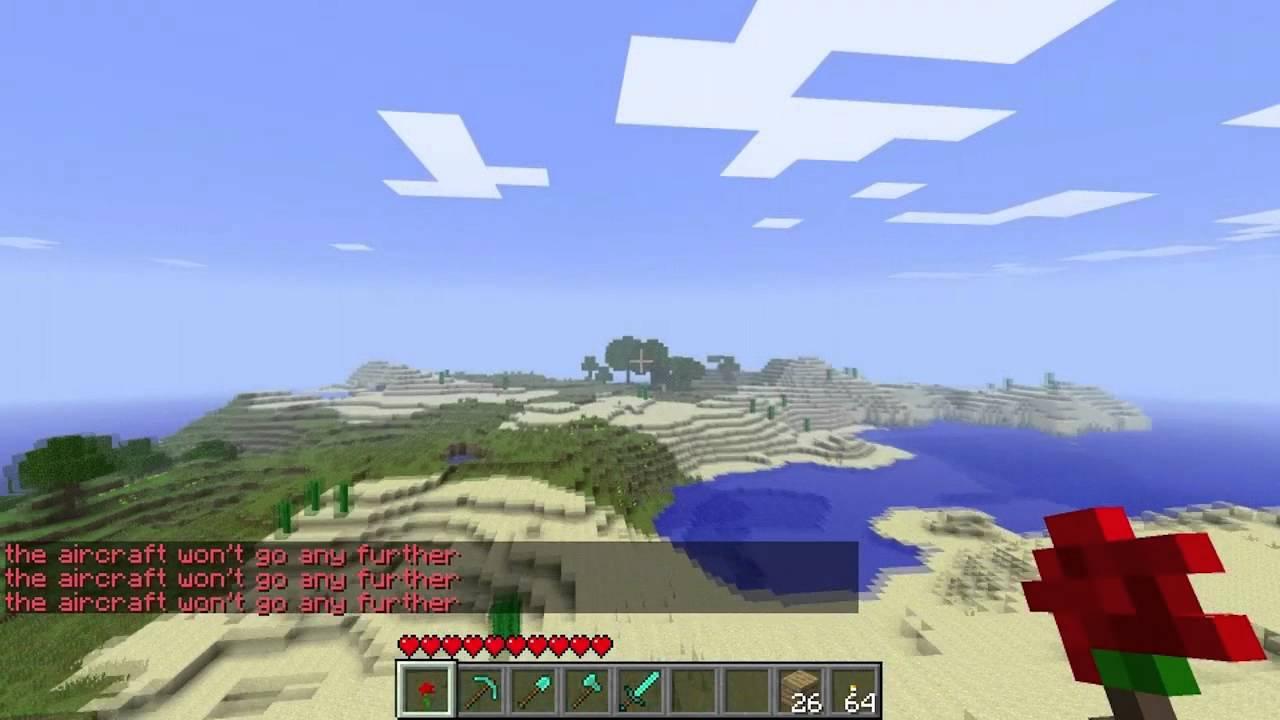 Minecraft movecraft Minecraft