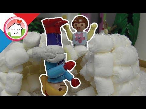 Playmobil en français L´igloo - La famille Hauser