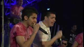 La Banda De Carlitos - Darte Un Beso - En Vivo En Atenas - DVD - Sábado 16 /11/2013