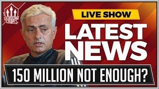 150 Millions Manchester United Dilemme de transfert! Man Utd Transfer Nouvelles