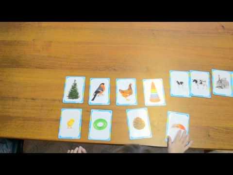 Развивающие настольные игры для детей Кидар
