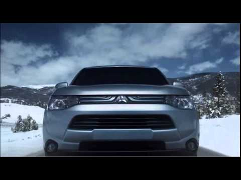 Mitsubishi San ngel -  Outlander 2014
