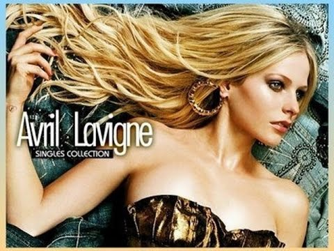 Avril Lavigne Singles (Top 10)