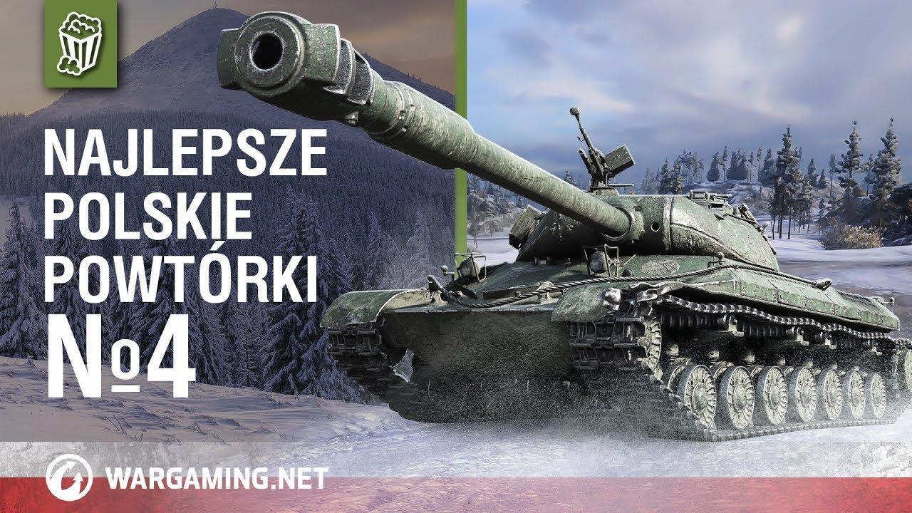 Najlepsze polskie powtorki №4 [World of Tanks Polska]