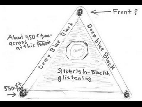 """""""UFOs Declassified"""" (2016) #3/6 - """"Black Triangles"""" - (Real FULL UFO documentary 2016)"""